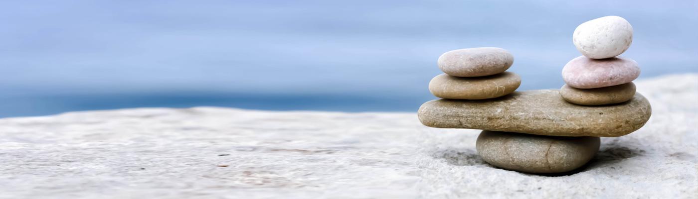 Das weiche Wasser bricht den Stein