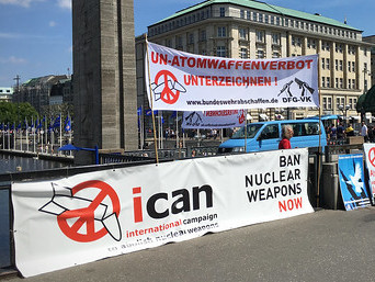 """Wer sagt denn, dass ein Atomwaffenverbotsvertrag """"nichts"""" bringt?"""